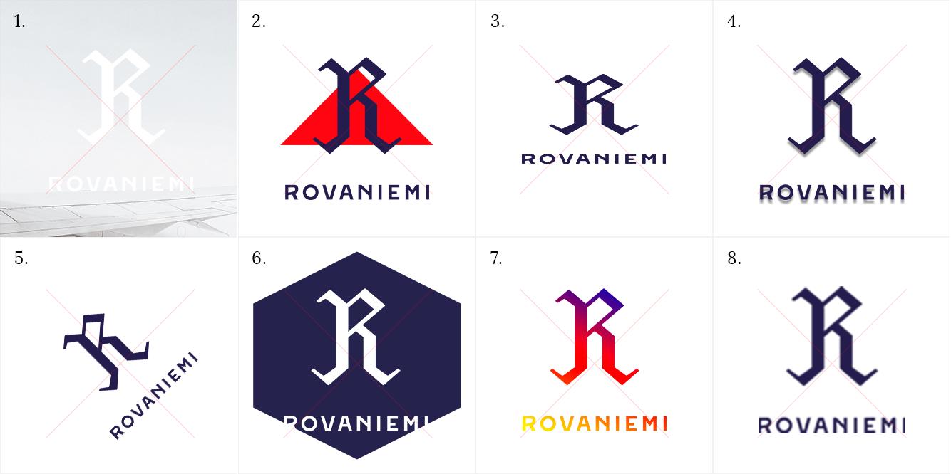 Rovaniemi-logon väärinkäyttö