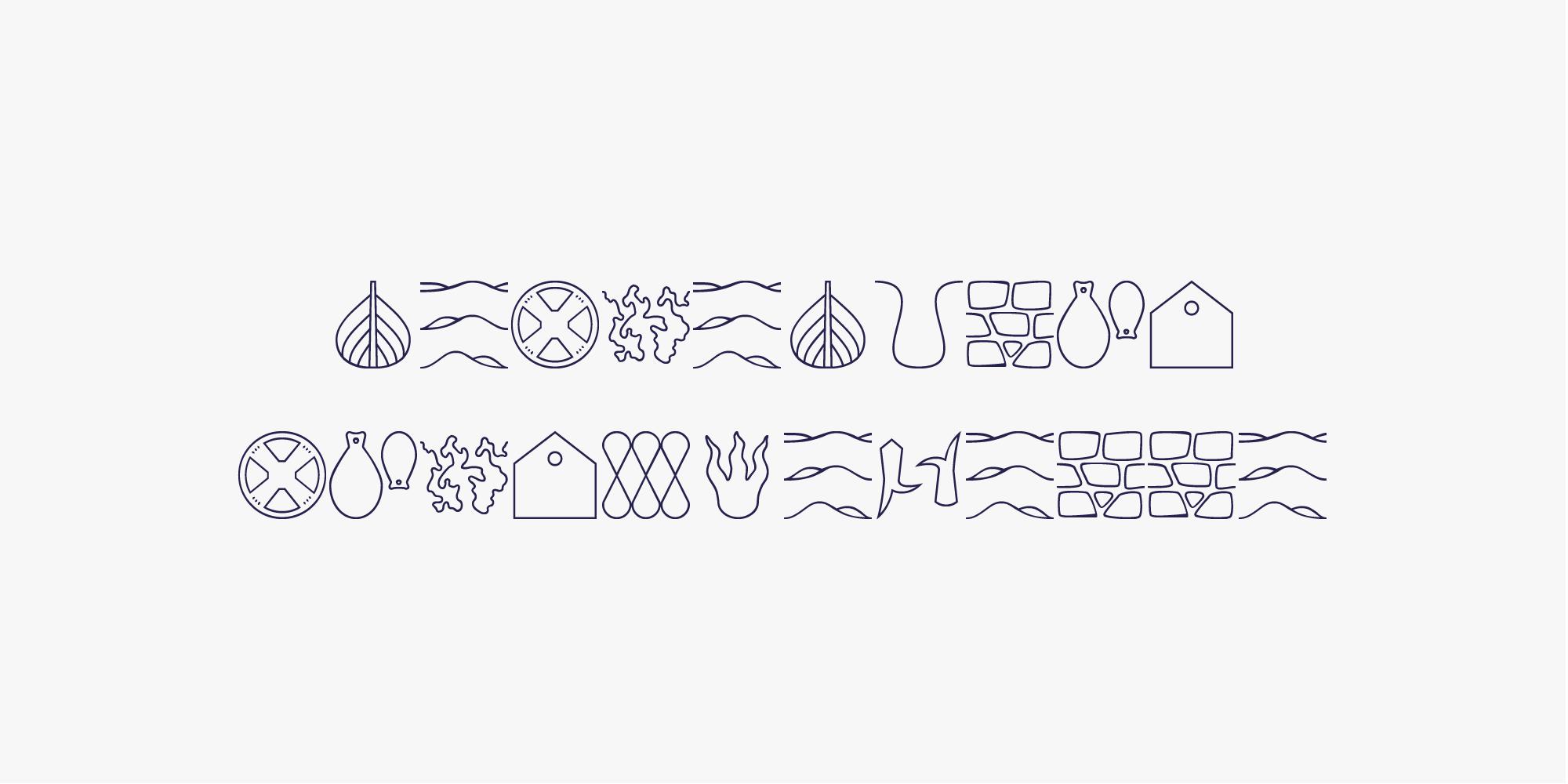 Rovaniemi-symboli-kirjasin