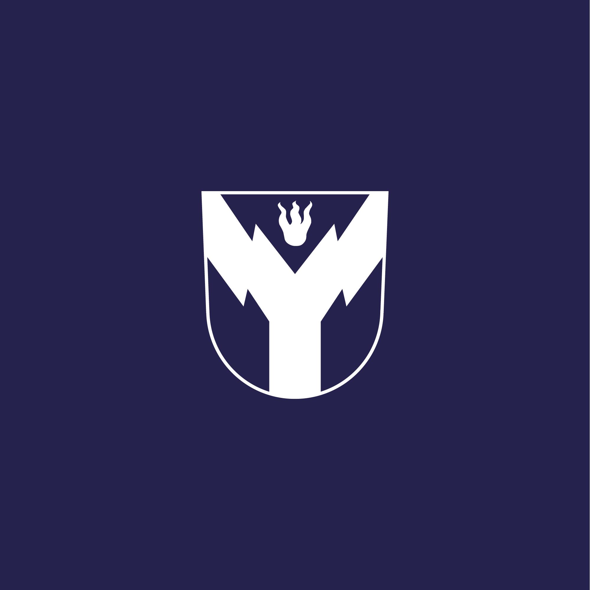 Rovaniemi-vaakuna-valkoinen
